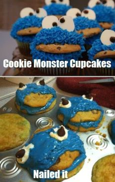 61132ff0117095fbb68bf512d30a93dd--cookie-monster-cupcakes-sheep-cupcakes